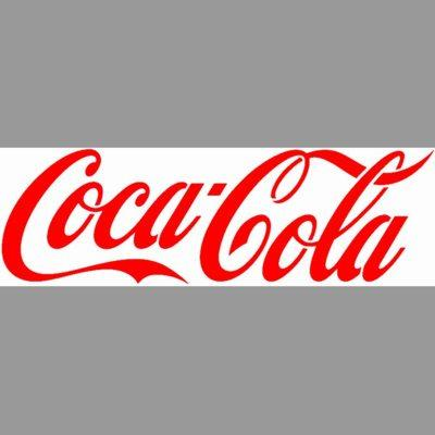 pochoir Coca-cola