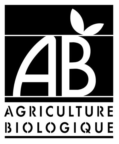 Logo pochoir ab agriculture biologique small