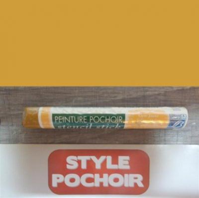 Peinture solide ocre jaune Lefranc Bourgeois