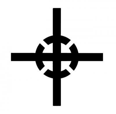 pictogramme centre de gravité