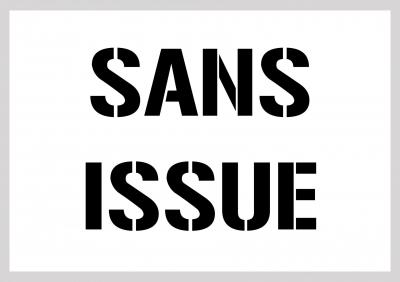 pochoir sans issue