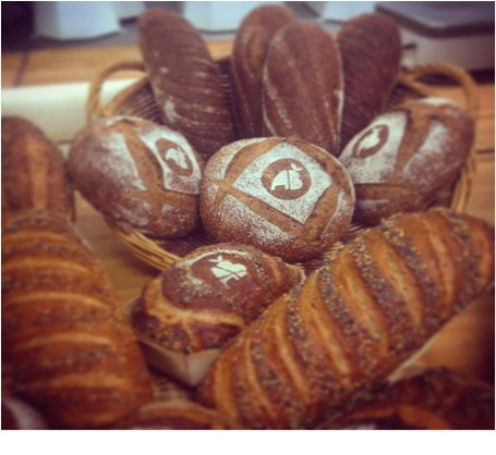 pain BIO pochoir boulanger