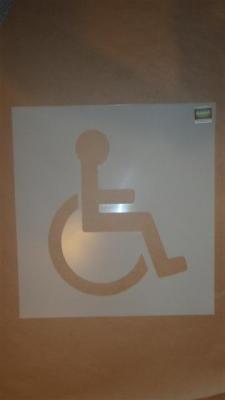 pochoir handicape