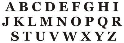 Alphabet Georgia