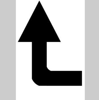 Flèche courbée1