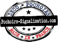 Logo pochoirs signalisation p