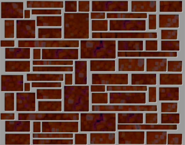 Mur pierres pochoir mu60045 couleur small