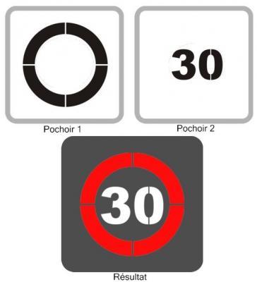Limitation de vitesse 30
