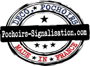 POCHOIRS - SIGNALISATION - MARQUAGES